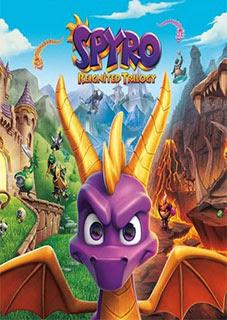 Spyro Reignited Trilogy Torrent (PC)