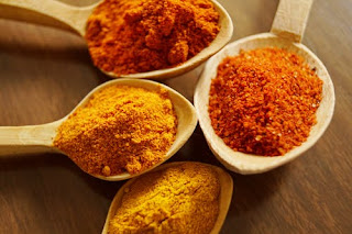 4. Turmeric and Mustard Oil