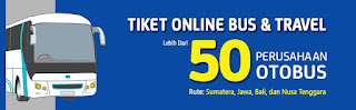 Pesan Tiket Bus & Travel