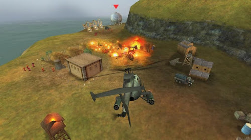 download game android Gunship Battle Helicopter 3D