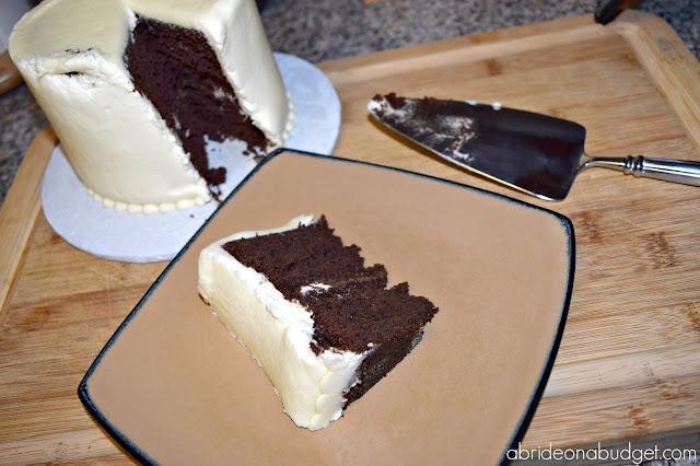 享受 - 您的婚礼蛋糕 - 一年周年纪念日)