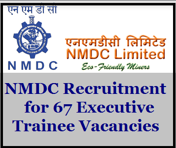 67 Executive Trainee Vacancies