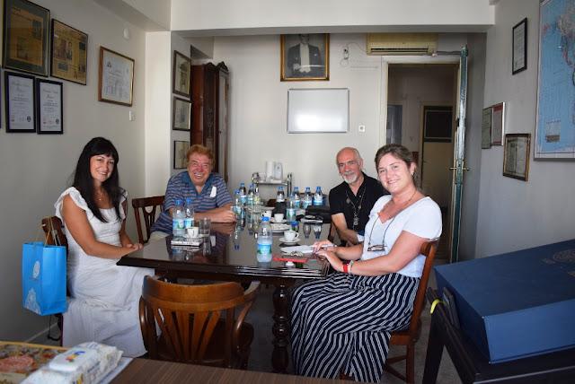 Gizem Şalcıgil White (Turkish Coffee Lady), Türk Kahvesini, Leyla Celalyan (Turkish Delight) Türk Lokumunu, Dünya Markası yapmak hedefine kitlenmişler.