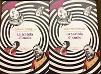 Logo Vinci gratis copie del libro ''La scatola di cuoio'' di Gianni Spinelli