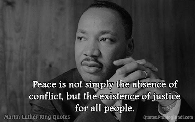 martin luther king quotes on democracy