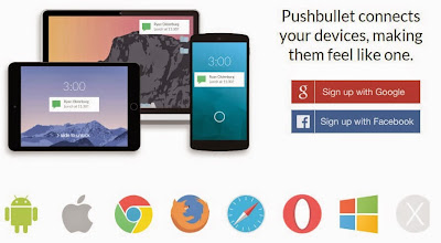 How To Transfer Files Between Android And PC using pushbullet