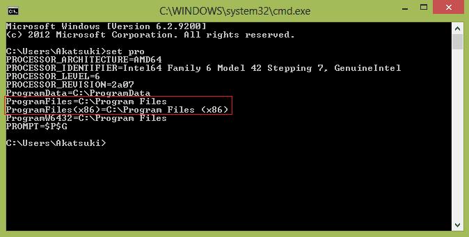 Xác định phiên bản Windows là 32 hay 64 bit