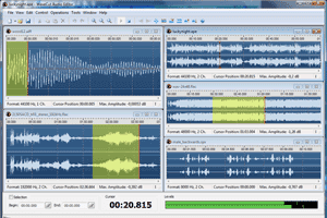 Gratis WaveCut Audio Editor 100% Diskon