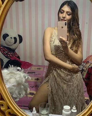 khushi mukherjee best look