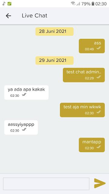 Source Code APK Android Toko Online Siap Pakai