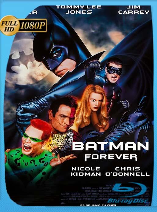 Batman Forever [1080p] [Latino] [1995] [GoogleDrive] [tomyly]