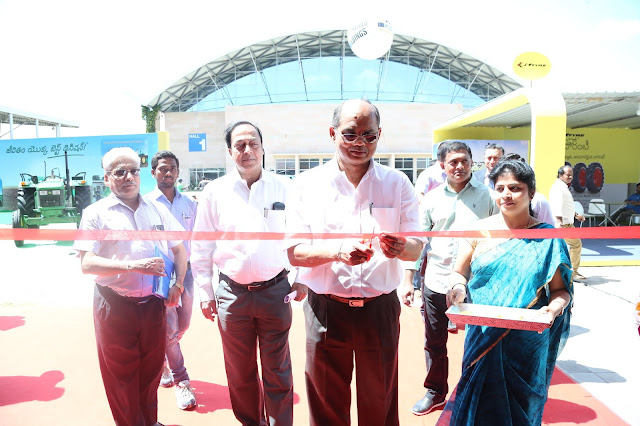 Agritex 2016 to focus on making Telangana, Seed Capital of India