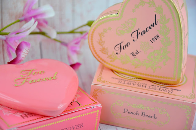 Too Faced, une affaire de blushes, une affaire de cœur !