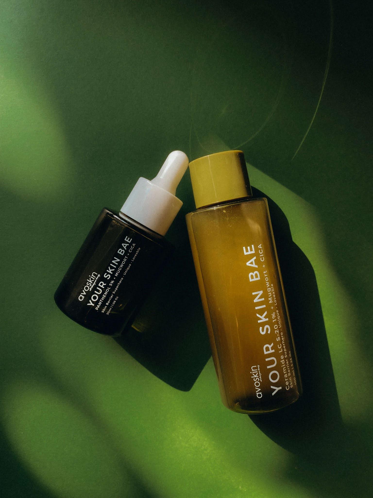 Avoskin Your Skin Bae Mugwort Series