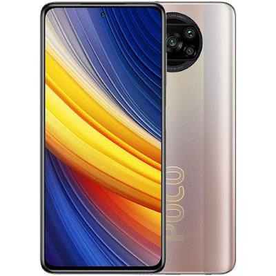 Xiaomi Poco X3 Pro 128 GB bronce