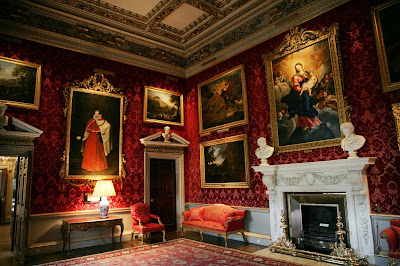 Sidney S Place Holkham Hall And Audley End The Stately