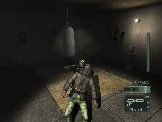Tom Clancys Splinter Cell Pandora Tomorrow PC Full Version Screenshot 2