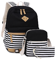 Backpack for Teachers.  This stylish teacher backpack can hold all your teacher supplies, laptop and more