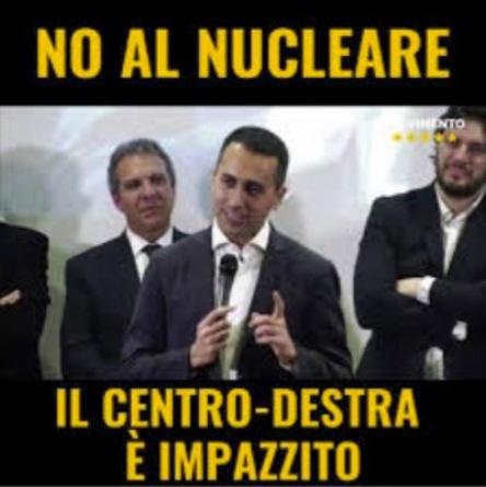 Itália   Onde está o empenho antinuclear de Luigi Di Maio?