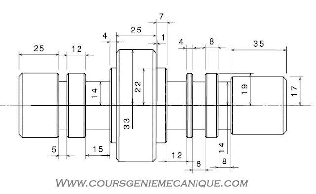 Fabrication assisté par ordinateur exercice corrigé avec simulation sur catia v5 CAD-CAM