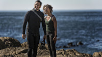 Michael Landes and Angel Coulby in Hooten and the Lady Season 1 (3)