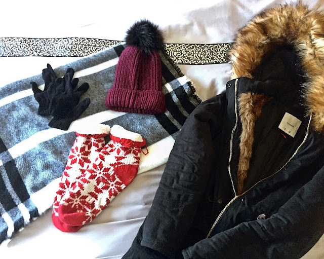 Winter essentials on a budget