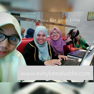 Bahagia di Hari Ketidaklulusan - Karena Kamu dan Dia Travel and Food Blogger by Evhy Kamaluddin