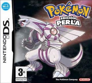 Pokemon Perla NDS en Español por Mega