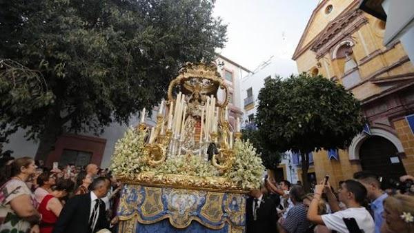 El Socorro de Córdoba se suma a la lista de las hermandades que no procesionarán en 2020
