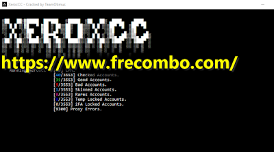 Xerocc Fortnite Accounts checker Skins Capture Cracked By Team Otimus