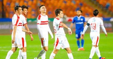 تقرير مباراة الزمالك واسوان في الدوري المصري