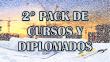 Segundo Pack de Cursos y Diplomados