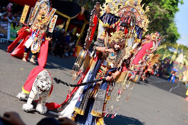 Banyuwangi Ethno Carnival 2019