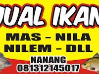 Download Contoh Spanduk Jual Ikan format CDR