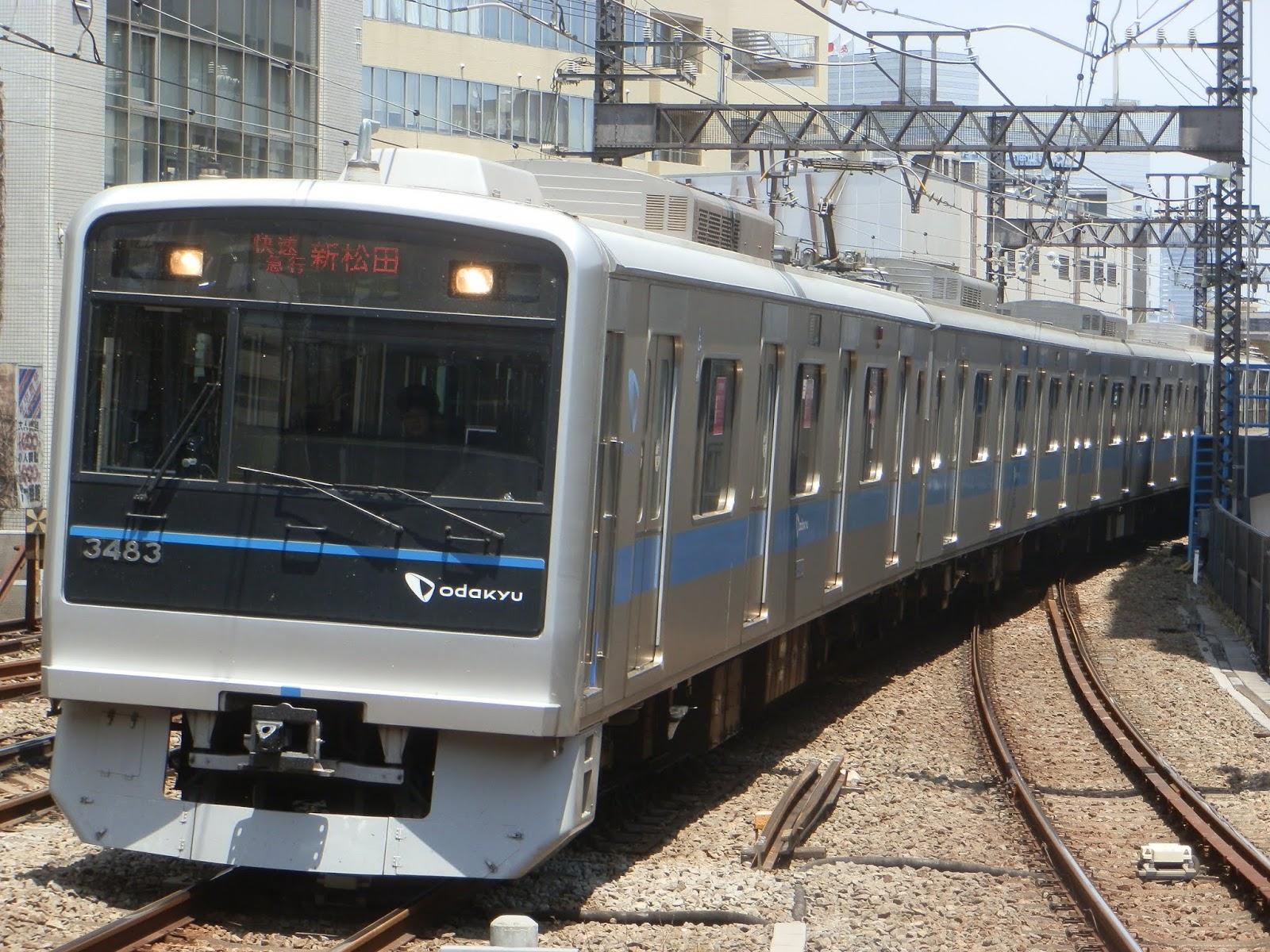 小田急沿線住み鉄道ファン日記 10月 2019