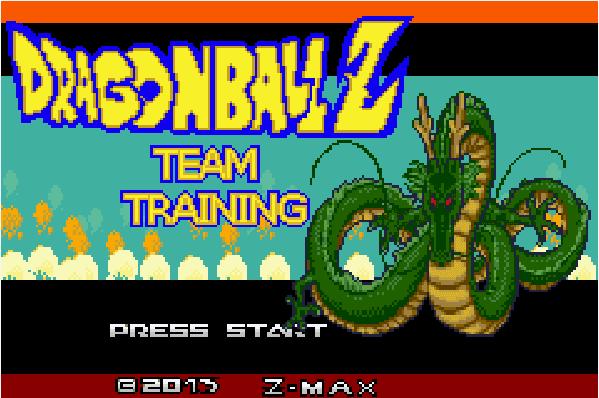 Detalhes de Ball Z Team Training