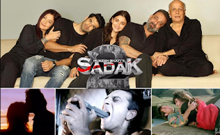 Looking for new movies? Here are some options. Sadak 2