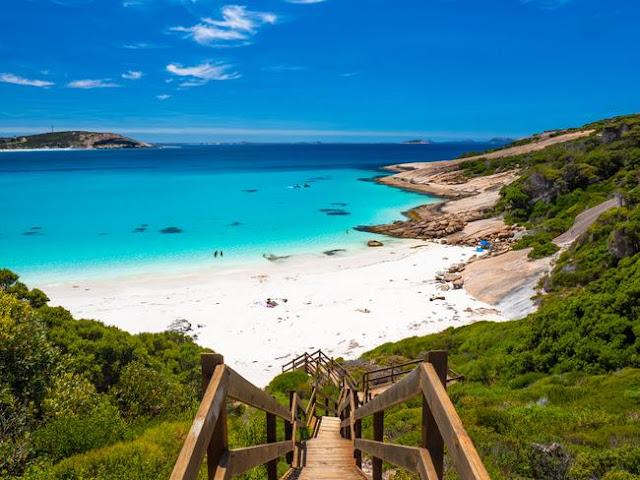 Benua Australia: Karakteristik, Letak, Luas, Nama Negara Iklim, Dinamika, Agama, Ras, dan Ekonomi