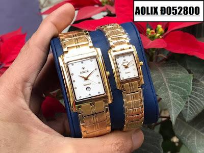Đồng hồ đeo tay Aolix Đ052800 quà tặng người yêu ý nghĩa và sâu lắng