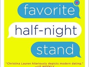 Catfishing Is Not Romantic: My Favorite Half-Night Stand by Christina Lauren