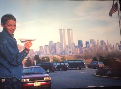 Böse Menschen Bilder zum lachen - Twin Towers - Urlaubsfoto