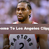 Kawhi Leonard to join Los Angeles Clippers