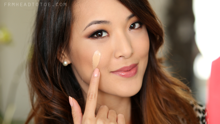 How To Cover Acne Amp Basic Foundation Routine From Head