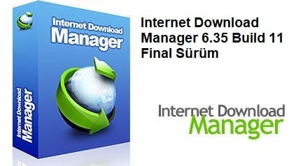 İnternet Download Manager Full Türkçe v6.35 Build 11 İndir