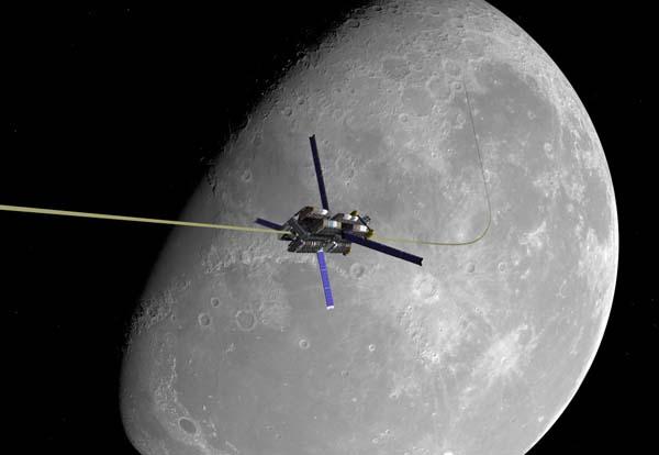 Công nghệ tương lai: Thang máy đi lên mặt trăng là khả thi