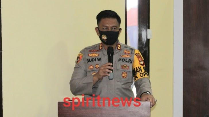 Wabup Bersama Kapolres Takalar Gelar Rapat Koordinasi Pembentukan Kampung Balla Ewako