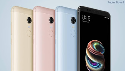 Xiaomi Redmi Note 5 Shopee