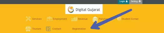 Digital Gujarat Home