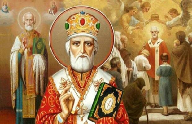 Помолитесь Николаю Чудотворцу — он обязательно услышит и придет на помощь!