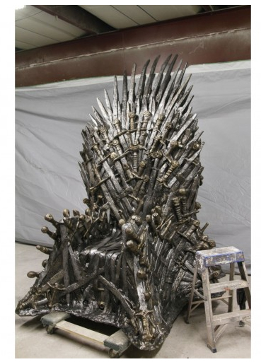 Sit Up Chair For Babies My Posture The Xiphister: Own Iron Throne